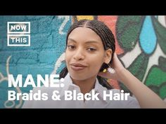 """""""Black Hair in The Media"""" online reference library & pictorial museum. Learn facts about how African hair has been portrayed & stigmatized in mainstream media. Black Hair History, Black History Facts, African Hairstyles, Cool Hairstyles, Medium Hair Styles, Natural Hair Styles, Social Work Practice, Fancy Braids, Black Art Pictures"""