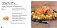 Pečené kuře, recept Tefal Uniflex