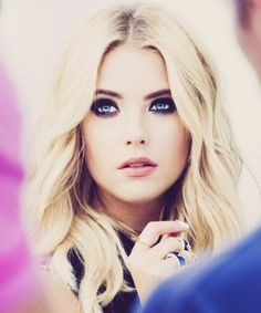 Ashley Benson | Pretty Little Liars S6/S7 Promotional Photoshoot - BTS