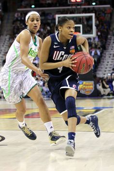 Moriah Jefferson UConn Huskies Women's Basketball