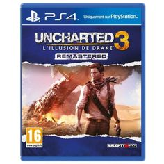 Uncharted 3 Drake's Deception Wallpapers) Drake Uncharted, Nathan Drake, Sony Video Games, Latest Video Games, Playstation Games, Xbox One Games, Uncharted Drake's Fortune, Illusion, Anthem Ps4