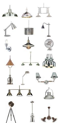 new sale today - industrial lighting