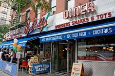 Le Big Daddys : un Fast Food avec Ambiance années 50 à New York
