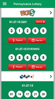 New Jersey Cash 4 Life 13 November 2014 Nj Lottery New
