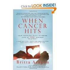 When Cancer Hits is your complete guide to navigating all the changes you'll experience between the doctor's office and everyday living.< Whether your future includes surgery, radiation, or chemotherapy, you'll need to know how to best manage your side effects, stress, and home recovery and how to sustain positive energy during treatment and beyond. #breastcancer #cancer
