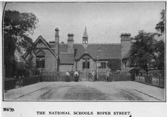 Roper Street school