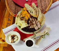 Pastoral's Locavore Picnic showcases the bounty of the Midwest with a diverse selection of Artisan cheeses & Smoking Goose Duck Pear Port smoked sausage!