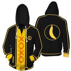 Battle Angel Alita Hoodie Costume Props Sweatshirts Black Fashion Creative Cool