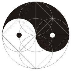 Yin Yang as Sacred Geometry <3: