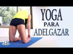 Weight loss and yoga might not look like they go side by side. The reason is that lots of people view yoga as stress release or tone muscle. Yoga Pilates, Yoga Moves, Yoga Exercises, Qi Gong, Hata Yoga, Yoga Mantras, Kundalini Yoga, Yoga For Weight Loss, Yoga Tips
