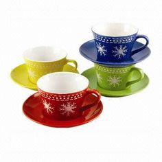 China Cup and Saucer Set from Shenzhen Wholesaler: SHENZHEN SMF ...