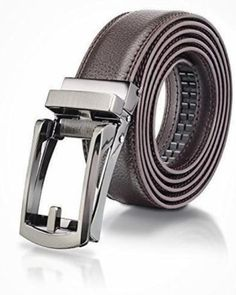 New Mens Formal Fashion Casual Comfort Click Waistband Strap Belt for Men  Black or Brown Man formal Belts 1212086c84e