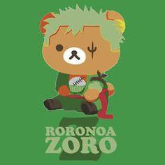 Teddy Bears One Piece | Zoro