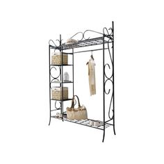 Silvo 111cm Clothes Organisation System