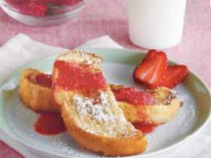 @VICTORIA! A DIFFERENT KIND OF FRENCH TOAST-French Toast Soldiers