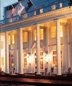 The Willcox Restaurant in Aiken, SC...fabulous