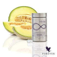 Its here! We all know that beauty isnt only on the outside. This is a modern dietary supplement with collagen ceramides and cantaloupe melon. Together with vitamin C which aids normal collagen formation for the skins normal function and biotin which helps to maintain normal hair and skin collagen complex helps you to focus on healthy skin from the inside and out. #infinitebyforever http://aloi.st Scandinavia http://mls.flp.com English #salvevitae #purposedriven #Forever #aloevera…