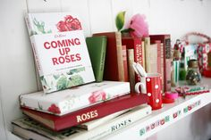Coming Up Roses in our very own Artisan Retreat at the 2013 RHS Chelsea Flower Show. #cathkidston #CK20yrs #ComingUpRoses