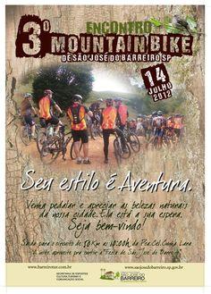 3º Mountain Bike de Sao Jose do Barreiro SP.