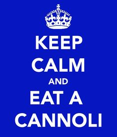 In true Italian fashion. Eat something, you'll feel better! Oh how I want one!!! @rachelpastry