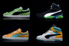 PUMA 'Since 1993' Collection