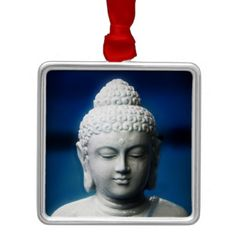 Shop Gautama Buddha Enlightened One Metal Ornament created by laureenr. Hanging Ornaments, Christmas Ornaments, Buddhist Traditions, Gautama Buddha, Sanskrit, Holiday Festival, Buddhism, Silver Color, Family Photos