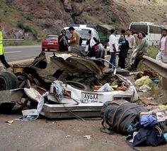 هر+ساعت+یک+نفر+در+جاده+های+ایران+بر+اثر+تصادف+کشته+می+شود