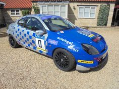 FORD PUMA RACE CAR BUILT TO PUMA CUP SPEC. ALL THE RIGHT BITS ONLY RACED 4  TIMES  racecar  rallycar 9f921e6632