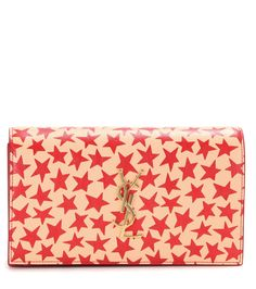 This Saint Laurent Classic Monogram printed leather clutch is a goop must-have.