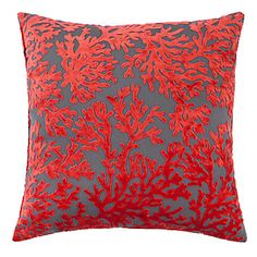Corales Pillow 24"