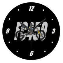 2014 FC450 LARGE CLOCK