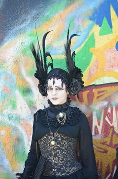 Die schönsten Fotos vom Wave-Gotik-Treffen 2014 www.dark-spirit.de #WGT #Gothic