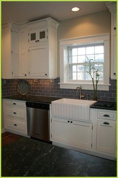 1900s Georgian Home Kitchen Remodel traditional kitchen