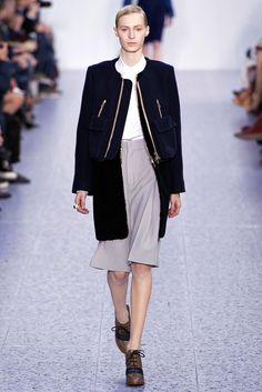 Chloé Fall 2013 Ready-to-Wear Fashion Show - Julia Nobis (Viva)