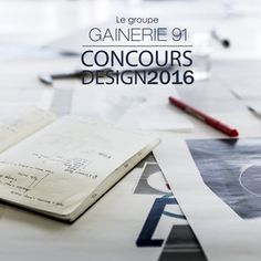 Concours design gainerie 91