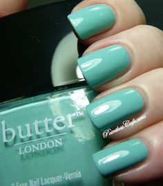 butter LONDON Poole - Swatches and Review (with Comparisons and Wear Test!) | Pointless Cafe