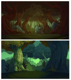 ArtStation - Até Quando, Luciano? - Concept Scenery and Elements, Joao Henrique Pacheco