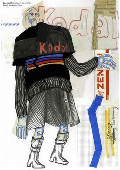 68 Best Ideas For Fashion Portfolio Design Illustration Textiles Sketchbook, Fashion Design Sketchbook, Fashion Design Drawings, Fashion Sketches, Sketchbook Drawings, Drawing Fashion, Dress Sketches, Fashion Collage, Fashion Art