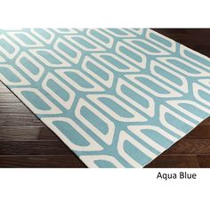 Table-Tufted View Polyester Rug (8' x 11') | Overstock.com Shopping - The Best Deals on 7x9 - 10x14 Rugs