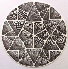Margaret Bremner's Zendala