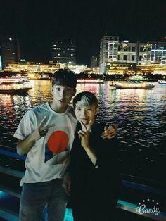 DK and Woozi