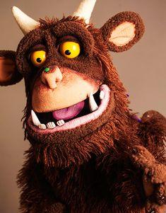 Puppets   Figurenschneider – Puppenbau & Figurenbau Norman Schneider Walk-Acts best looking Gruffalo