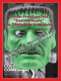 """Vía @JorgeEMoncadaA: """"Imagínese"""" Acuerdos Santos Para un Feudo Comunista #PresidenteSantos #SantosPresidente"""