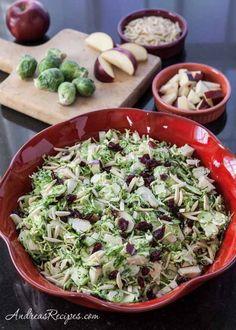 meyers waldorf brussels sprout salad waldorf brussels sprout salad ...