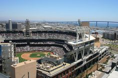 Downtown San Diego, Baseball stadium
