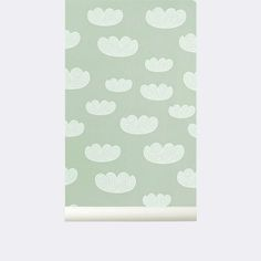 Cloud wallpaer from Ferm Living at In My House - 599 SEK