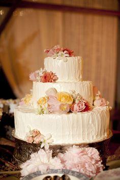 Cake by santabarbaracakes.com, Photography by carolinetran.net/