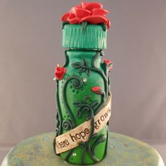Bottle of hope by Create My World Designs