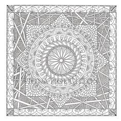 One of my designs. Mandalas rule