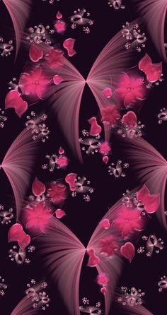 Blue Roses Wallpaper, Butterfly Wallpaper, Glitter Wallpaper, Photo Background Images, Photo Backgrounds, Wallpaper Backgrounds, Iphone Wallpaper, Snsd, Fractal Art